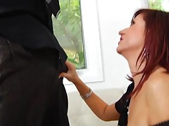 Hungry older is desirous to get mouth and whoppers fucked hard